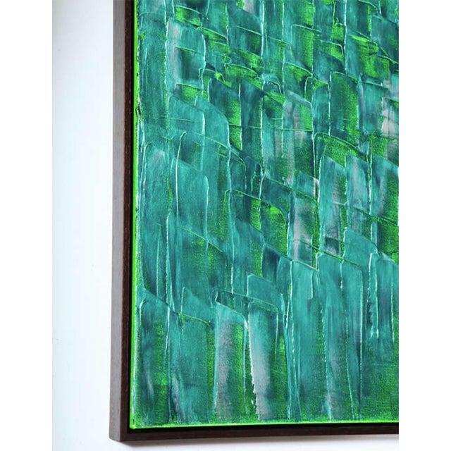 Canvas Renato Freitas Original Oil on Canvas, 2012 For Sale - Image 7 of 8