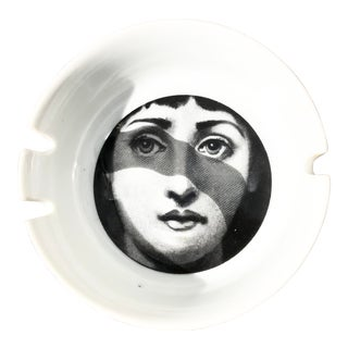 Vintage Fornasetti Ashtray For Sale