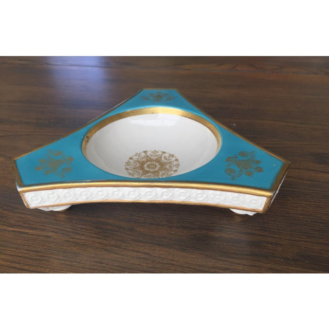 Vintage Mottahedeh Catchall Dish - Image 2 of 10