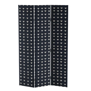 Adult Straight Screen in Triangle Black
