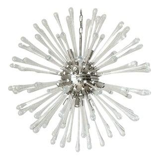 Bollicine Murano Glass Sputnik