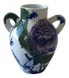 Image of Purple Vases