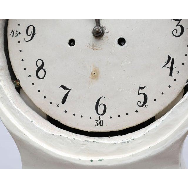 Antique Swedish Mora Clock - Image 4 of 6