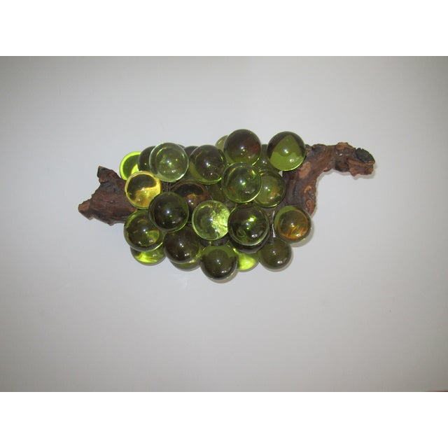 Green Resin Grapes on the Vine - Image 8 of 9