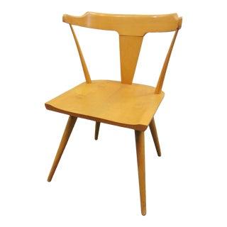 Paul McCobb Planner Group Maple Arm Chair For Sale