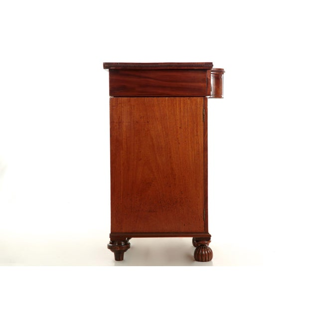 19th Century English William IV Period Antique Sideboard Console For Sale - Image 5 of 11