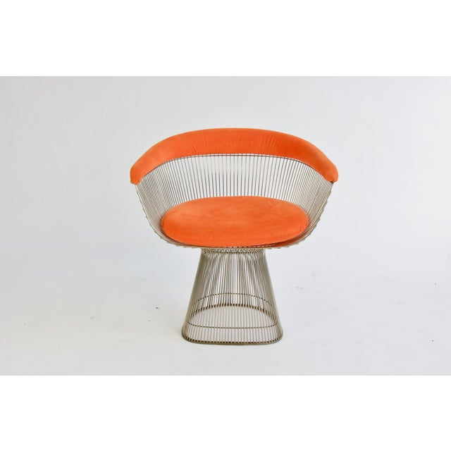 Mid 20th Century Set of Four Warren Platner Chairs For Sale - Image 5 of 11
