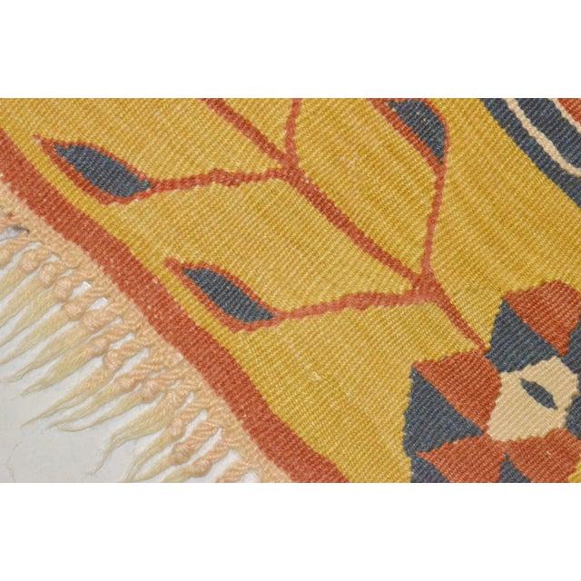 Anatolian Hand Woven Turkish Rug - 3′7″ × 5′3″ - Image 2 of 9