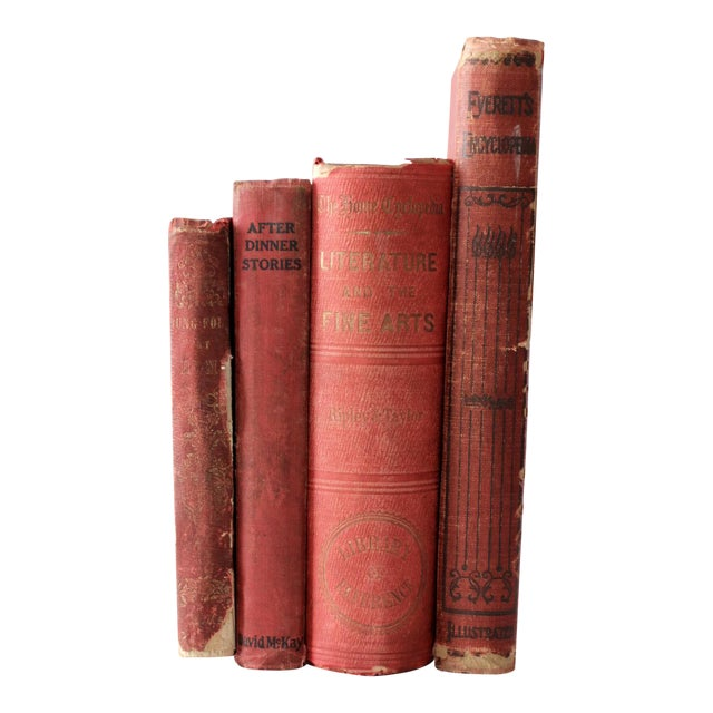 Victorian Book Collection Set of 4 - Image 1 of 11