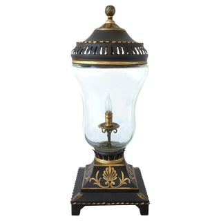 20th C. Continental Table Lantern