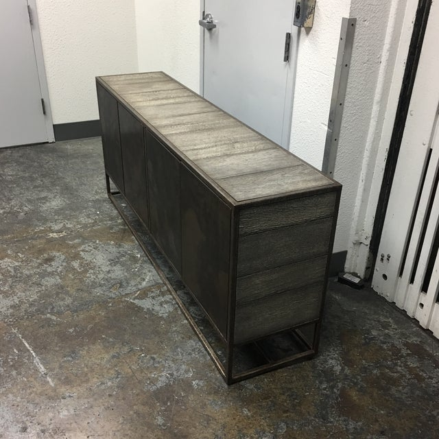 Four Hands Roman Contemporary Credenza - Image 3 of 9