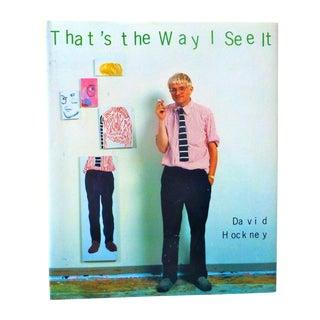 That's the Way I See It, David Hockney