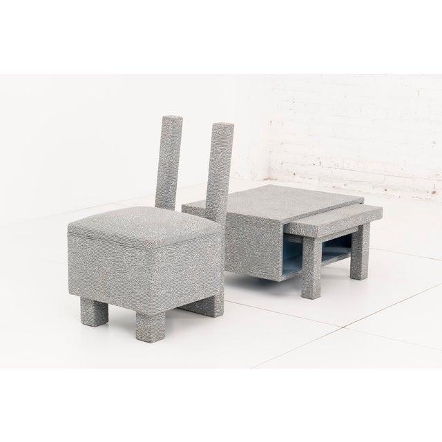 Studio Mingle-Maeda Chair and Side Table for Droog - Image 5 of 9