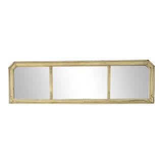 Early 1900s Wall Mirror For Sale