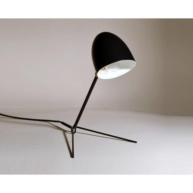 Mid-Century Modern Serge Mouille Cocotte Desk Lamp For Sale - Image 3 of 5