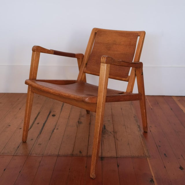 Axel Larsson Lounge Chair, Sweden, 1948 For Sale - Image 10 of 13