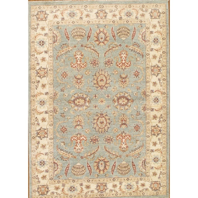 "Pasargad Ferehan Collection Rug - 3'11"" X 6'8"" - Image 3 of 3"