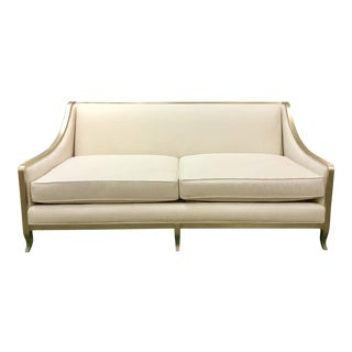 Caracole Modern Social Butterfly Sofa For Sale