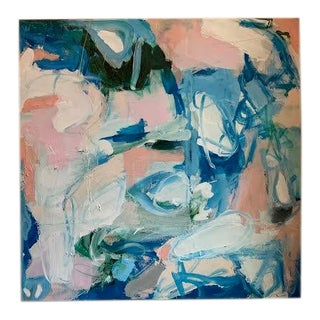 Original Dorothy Shain Abstract Painting For Sale