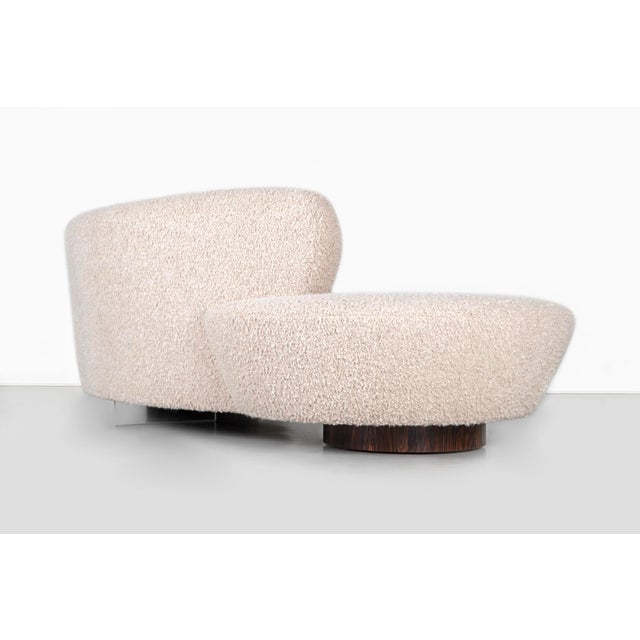 Directional Vladimir Kagan for Directional Cloud Sofa For Sale - Image 4 of 13