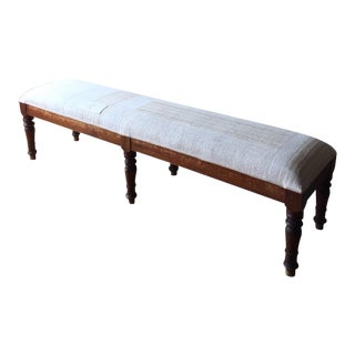 Tuscan Antique Bench