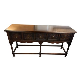 Antique Century Buffet/Sideboard