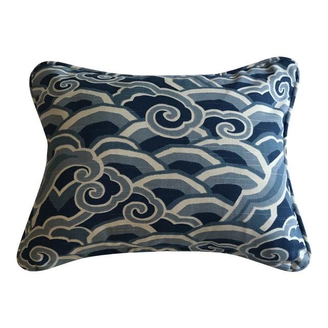 Sarah Richardson for Kravet Lumbar Pillow For Sale