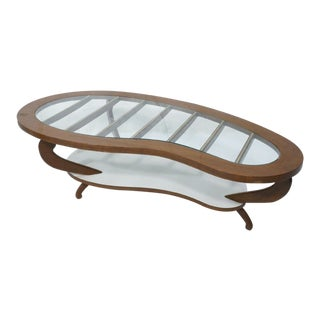 Boomerang Coffee Table For Sale