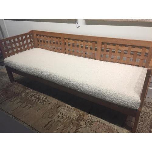 Vintage 1970's Scandinavian Sofa For Sale - Image 11 of 12