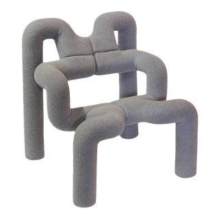 "Terje Ekström Sculptural ""Ekstrem"" Lounge Chair"