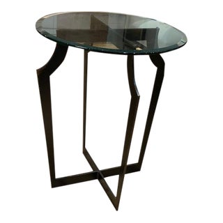 Contemporary Palmer Occasional Table From Habersham For Sale