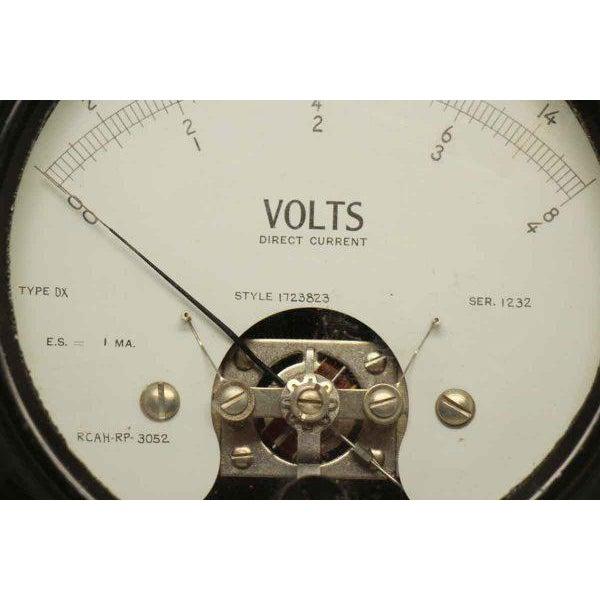 Olde Westinghouse Volt Meter - Image 4 of 6
