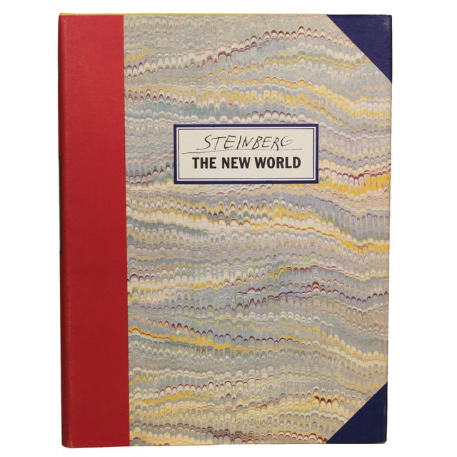 Saul Steinberg: The New World, First Edition For Sale - Image 11 of 11