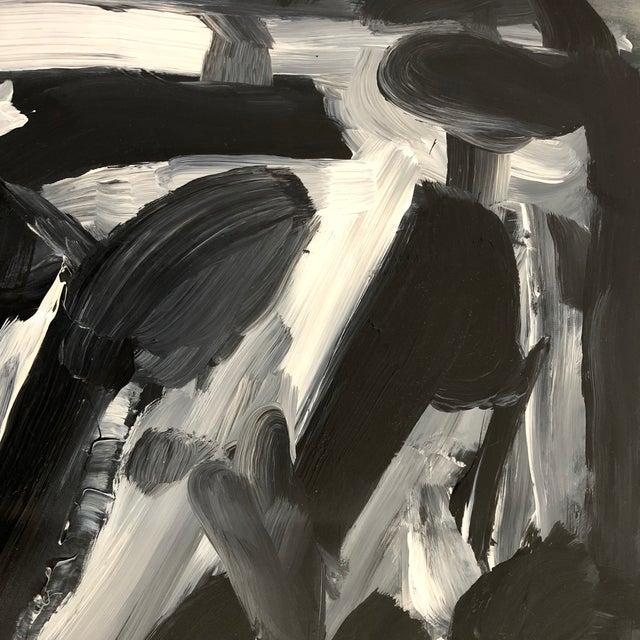Original Acrylic Painting by Erik Sulander 10 x 10 on Dacron, signed, unframed.