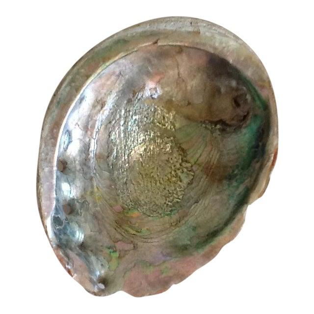 Vintage Abalone Shell Bowl - Image 1 of 8
