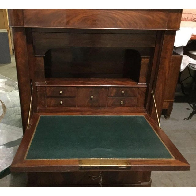 Contemporary 19th Century French Secratary Desk For Sale - Image 3 of 7