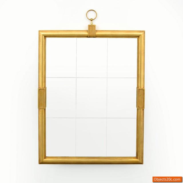 Large Tommi Parzinger Mirror For Sale - Image 10 of 10