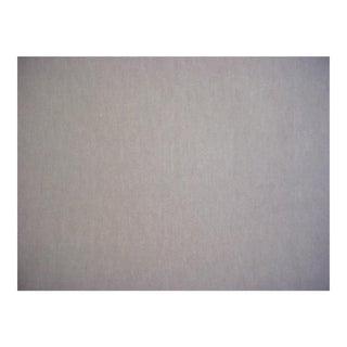 Brunschwig Et Fils Bachelor Mohair Gray Velvet Upholstery Fabric- 7-1/2 Yards For Sale
