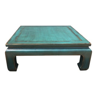 Ethan Allen Dynasty Coffee Table For Sale