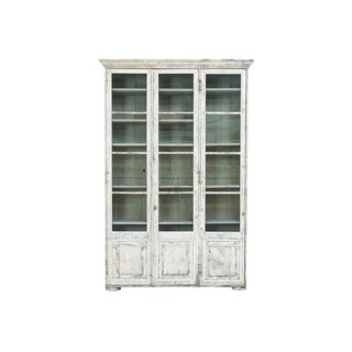 19th Century French Bibliothèque Bookcase or Vitrine For Sale