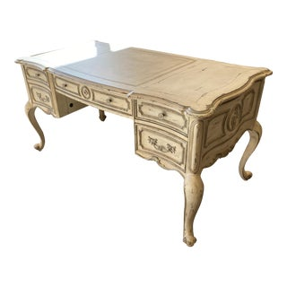 Hooker Furniture La Maison Off - White Writing Desk For Sale