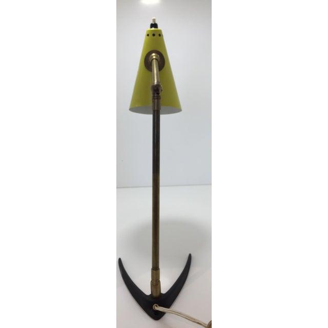 Stilnovo 1950s Mid-Century Modern Stilnovo Table Lamp For Sale - Image 4 of 11