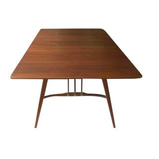 1960s Vintage Mid Century Modern Dining Table For Sale