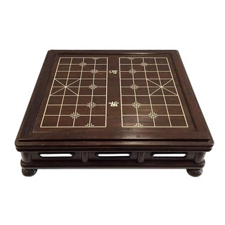 Chinese Gomoku Gobang & Hsiang-Chi Five Chess Shionchi Chessboard For Sale
