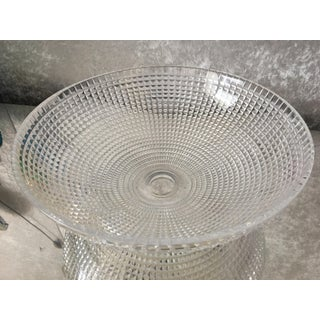Italian Cristal Transparent Diamond Cut Sink Bowl Preview