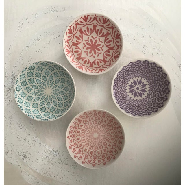 Meritage Brazil Ceramic Soup Bowls Set Of 4 Chairish