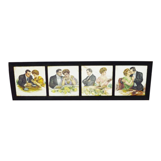 Will Grefe Prints - Set of 4 - Image 1 of 10