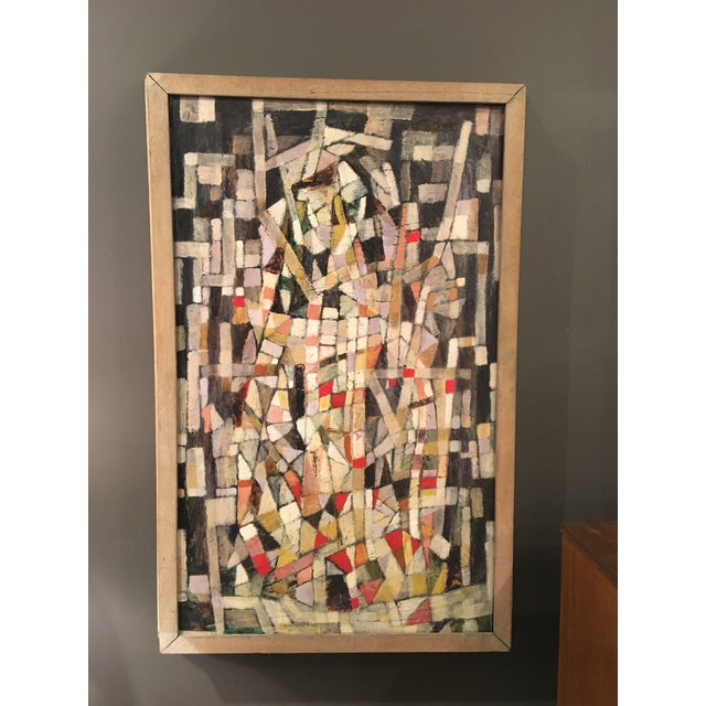 """Mixed-Media """"L'empoisonneuse"""" by Ian Munn For Sale - Image 7 of 7"""
