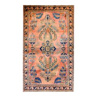 Extraordinary Early 20th Century Mahajeran Rug For Sale