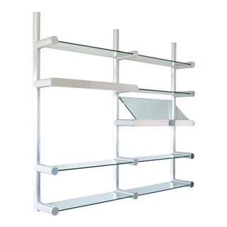 Janet Schweitzer for Pace Collection Orba Wall System For Sale
